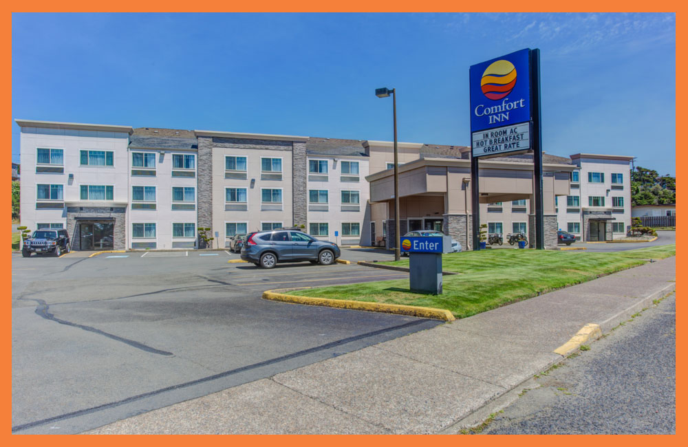 Comfort Inn Newport Oregon