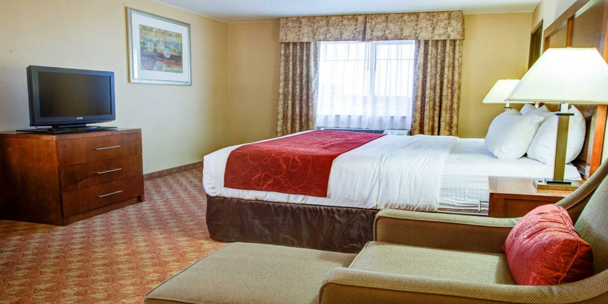 Well Appointed Accessible 1 King Bedroom
