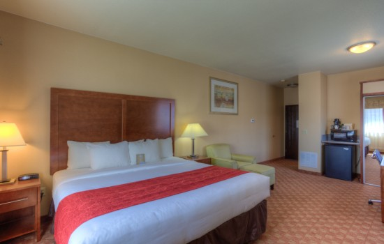 Comfort Inn Newport Oregon - Newport Oregon Hotel - Guestrooms