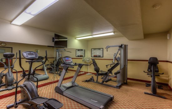Comfort Inn Newport Oregon - Fitness Center - Hotels in Newport