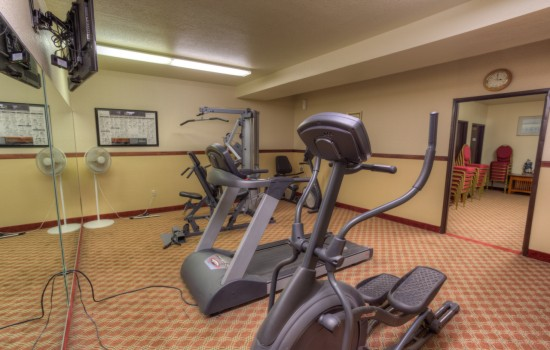 Comfort Inn Newport Oregon - Exercise Room - Hotels in Newport OR