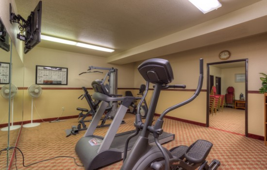 Comfort Inn Newport Oregon - Hotels in Newport - Fitness Center