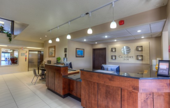 Comfort Inn Newport Oregon - Registration - Hotels in Newport OR